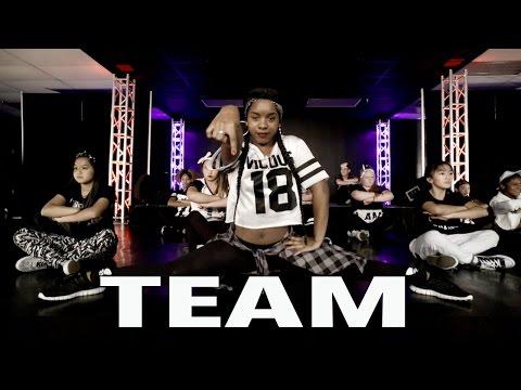 """TEAM"" - Iggy Azalea Dance Video | @MattSteffanina Choreography"
