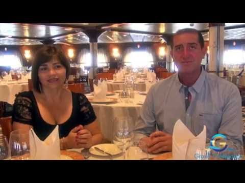 Guests from Chile Grand Celebration Cruise Testimonial