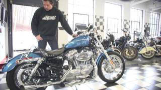 8. 2006 Harley Davidson XL883L | Absolutely Gorgeous