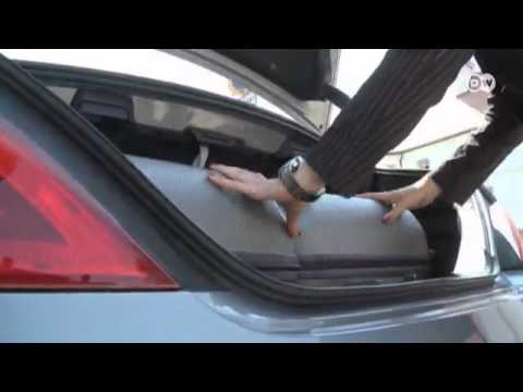 مقارنة بين سيارتي مرسيدس CLS 350 وآودي A7 - فيديو