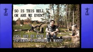 Frnkiero andthe cellabration - Where do we belong? Anywhere but here [Lyrics in English and Spanish] Song From de album Stomachaches /Canción del álbum Stoma...
