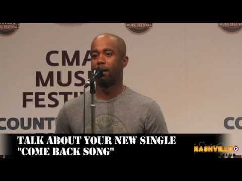 Darius Rucker Interview at CMA Fest 2010