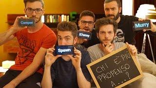 CHI È PIÚ PROPENSO A...? - Video Tag w/ IlluminatiCrew