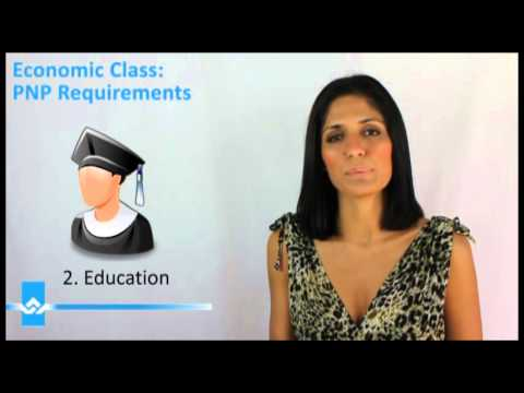 PNP Requirements Video