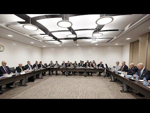 Γενεύη: Ξεκίνησε ο πρώτος γύρος των ειρηνευτικών συνομιλιών για τη Συρία