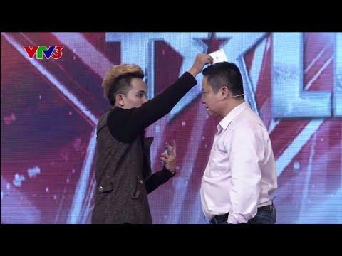 Tìm kiếm tài năng Việt Nam 2016 tiết mục chơi troll giám khảo Chí Trung
