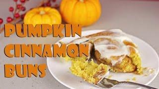 Pumpkin Cinnamon Buns|| Gretchen's Bakery by Gretchen's Bakery