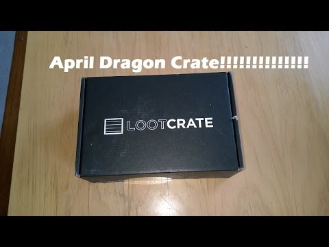 LOOT!!! - April Loot Crate is here and we know the theme is Game of Thrones. So Join me as I do a live unboxing to see whats inside the box. and if you are interested ...