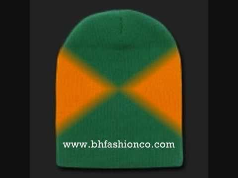 SKI WINTER GEAR HEADWEAR COLORFUL BEANIES HATS – WWW.BHFASHIONCO.COM