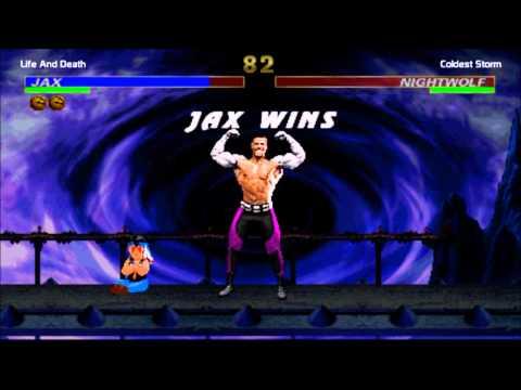 ultimate mortal kombat 3 xbox 360 moves list