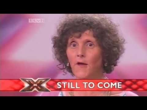 The X Factor 2005 Audtions Episode 4