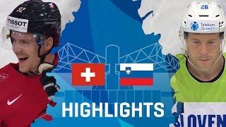 Швейцария - Словения5-4 Б