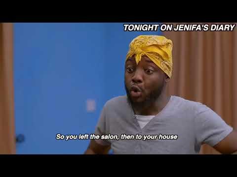 Jenifa's diary Season 15 Episode 13 - showing tonight on AIT (ch 253 on DSTV), 7.30pm