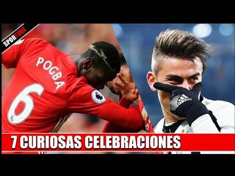 Video 7 ESPECIALES significados de CELEBRACIONES de Gol (Completo) download in MP3, 3GP, MP4, WEBM, AVI, FLV January 2017