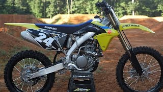 2. 2018 Suzuki RMZ250 - Dirt Bike Magazine