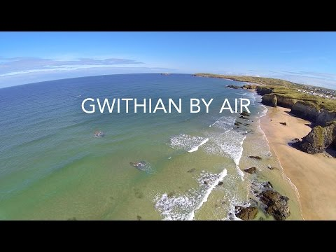 Hayle Drone Video