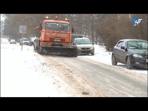 Работу коммунальщиков проинспектировали сотрудники прокуратуры Великого Новгорода
