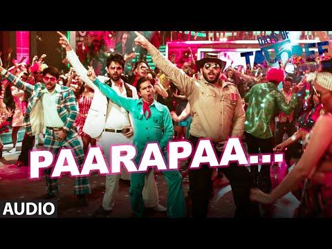 PAARAPAA Full Audio Song DAYS OF TAFREE