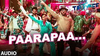 PAARAPAA Full Audio Song DAYS OF TAFREE
