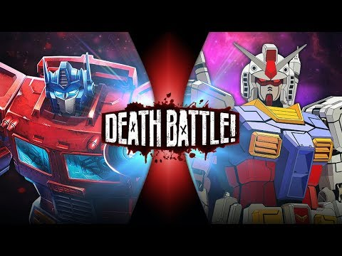 Optimus Prime VS Gundam (Transformers VS Gundam) | DEATH BATTLE! - Thời lượng: 21 phút.