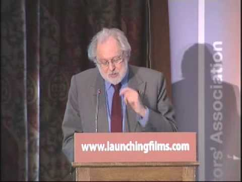 FDA Keynote Speech 2010 | Official Website of David Puttnam | Atticus Education | Film