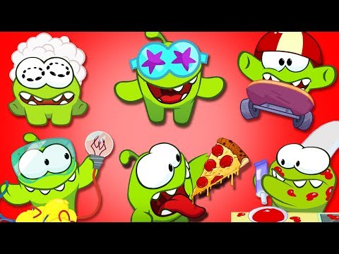 Om Nom Stories: VIDEO BLOG | Cut the Rope 2018 | Funny Cartoons for Children by HooplaKidz TV