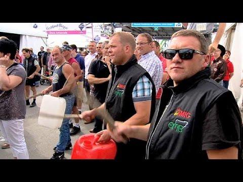 Βέλγιο: Διαμαρτυρία παραγωγών για την τιμή του γάλακτος
