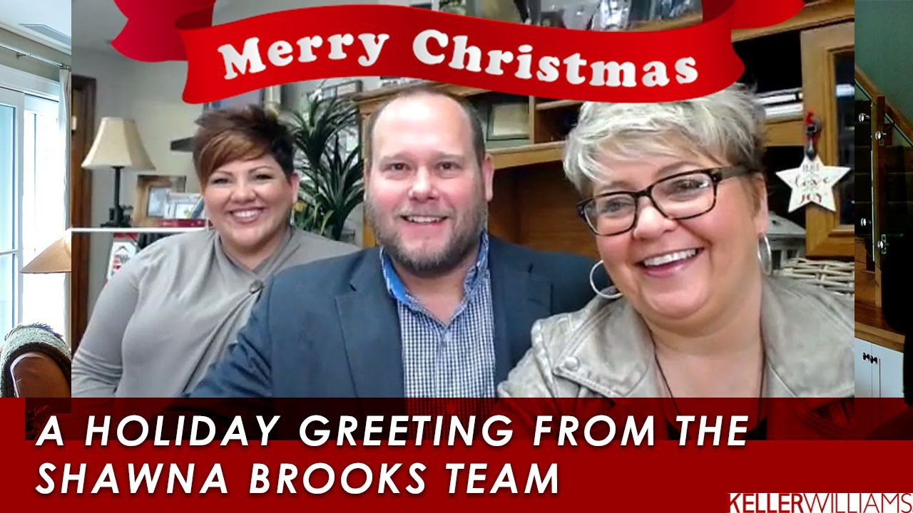 Happy Holidays From the Shawna Brooks Team!