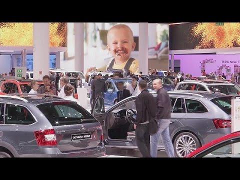 Το Σαλόνι Αυτοκινήτου της Φρανκφούρτης – hi-tech
