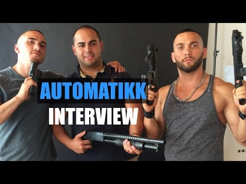 Automatikk im Interview bei TV strassensound 25.07.2014