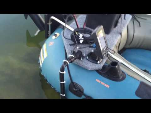My Sevylor Fish Hunter 360 all pimped out and reviewed