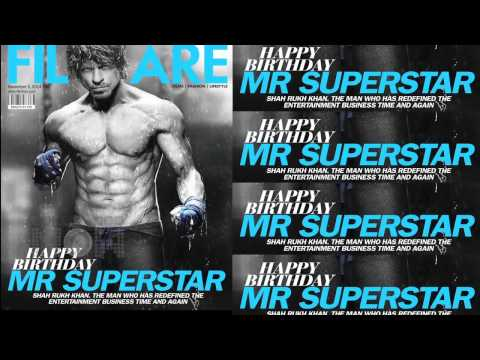 Magazine - Share on Google+: http://goo.gl/XxePLs Share on Facebook: http://goo.gl/Y3pOjF Tweet now: http://goo.gl/BkWtkE Check out Shahrukh Khan flaunt his 8 pack abs on the cover page of a leading...