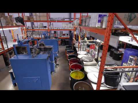Watch How Ink Is Made