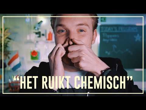 Bastiaan inhales poppers | Drugslab