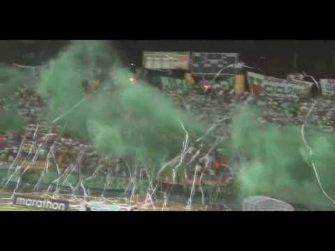BARRA MAFIA VERDE - Máfia Verde - Liga de Portoviejo