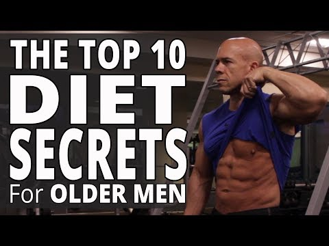 How to lose weight fast - The Top 10 Diet Secrets For Older Men - Workouts For Older Men