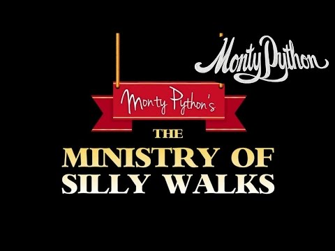 Silly - Subscribe to the Official Monty Python Channel here - http://smarturl.it/SubscribeToPython Download the Silly Walks App here for iPhone & iPad: https://itunes.apple.com/app/monty-pythons-ministry...