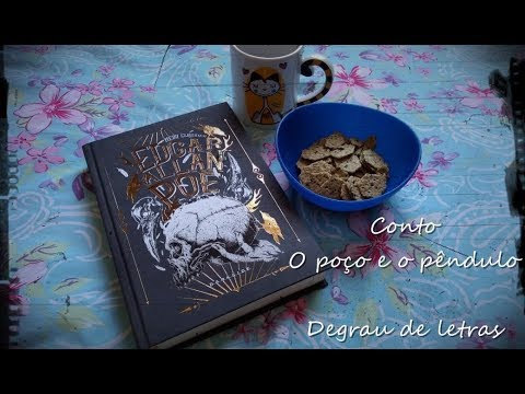 """Sobre o conto """"O poço e o pêndulo"""", do Edgar Allan Poe"""