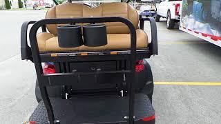 6. Custom Carts ~ 2018 Club Car Onward®