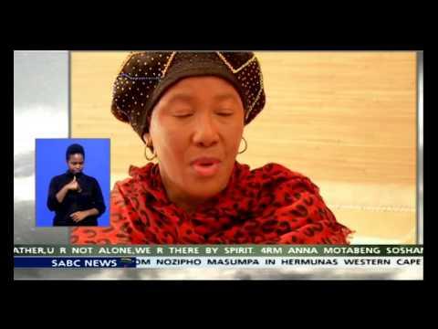 Makaziwe Mandela opening up