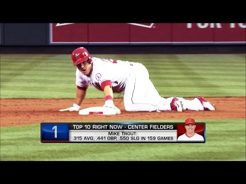 Video: Recap the Top Ten Center Fielders Right Now!