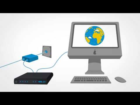 Afrihost - What is ADSL?