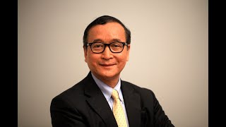 Khmer News - Sam Rainsy's message to the Cambodian people who support the CNRP