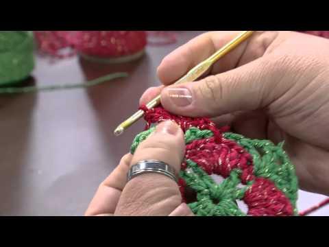 marcelo nunes - Mulher.com 03/10/2014 Marcelo Nunes - Jogo americano natalino Parte 1/2.