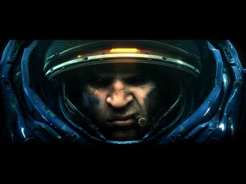 StarCraft 2 Wings of Liberty, первый трейлер (HD)