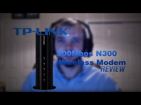 TP-Link 7960 Cable Modem Router Review