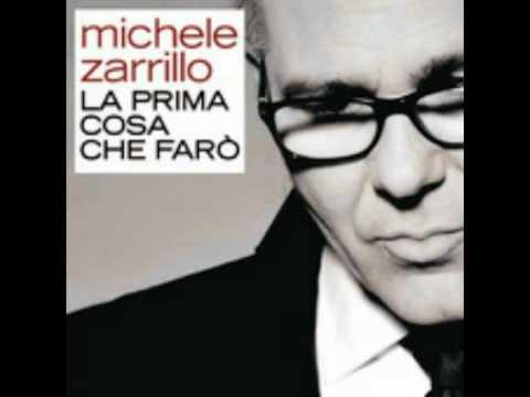 Tekst piosenki Michele Zarrillo - La Prima Cosa Che Farò po polsku