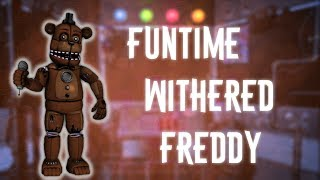 ▷Deviantart- http://133alexander.deviantart.com ▷Subscribe!!!https://www.youtube.com/channel/UCHqJ... ▷Funtime Withered Freddy -http://133alexander.deviantart.com/art/funtime-Withered-Freddy-693254426?ga_submit_new=10%3A1500366649