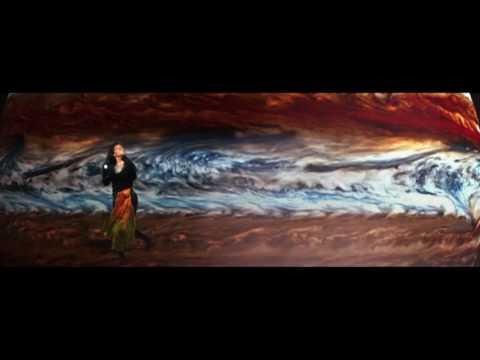 'De la planète Jupiter' : Poème de Nicole Coppey