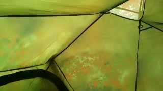 Двухместная универсальная палатка. Tengu MK1.08T2